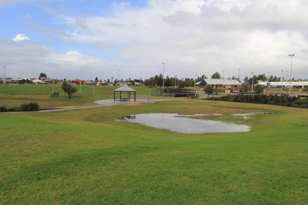 Coolamon Oval Basin