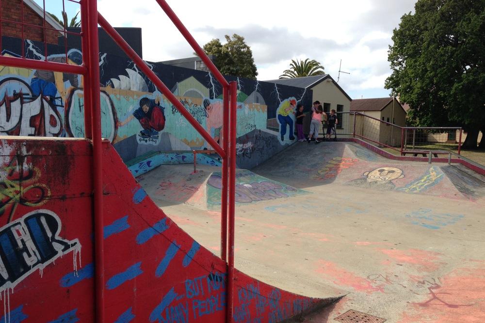 Shefield skate park