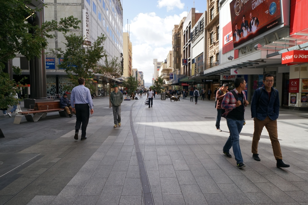 Adelaide Rundle St Mall-3