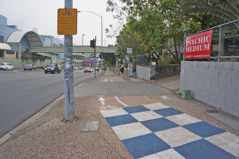 Cycleway brisbane 1