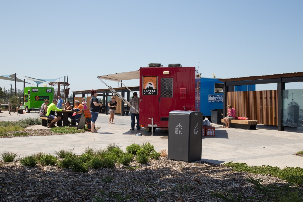 Esperance Tanker Jetty Beach Coffee cart.jpg